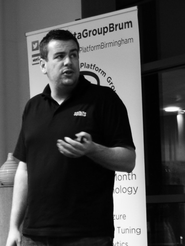 Data Platform Meetup Birmingham
