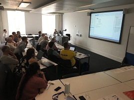 My first precon at SQL Saturday Manchester 2016
