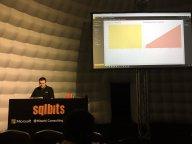 My first SQL Bits talk on IoT