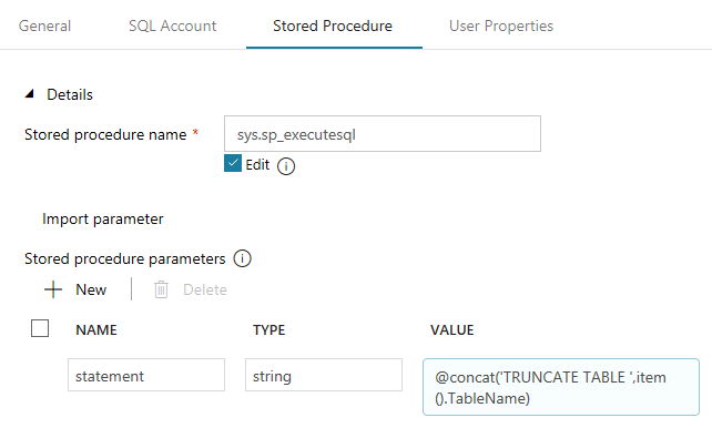 Using Data Factory Parameterised Linked Services – Welcome to the